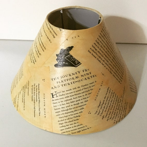 Harry Potter Lamp Shade