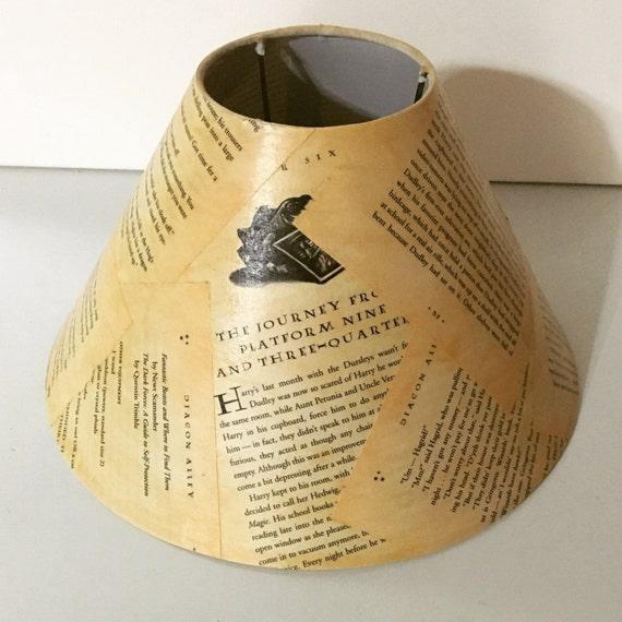 Harry Potter Lamp Shade