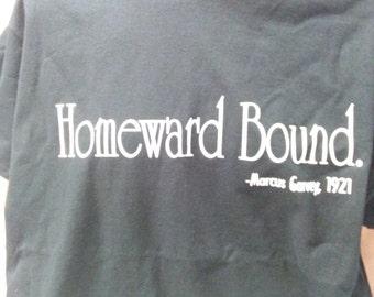 Homeward Bound T-shirt by Naturally Hued