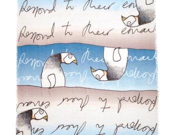 Penguin's Lament Scarf