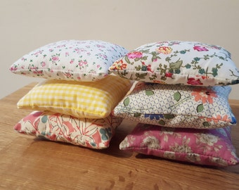 Lavender cushions