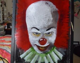 """Stephen King """"IT"""" Fan Art"""