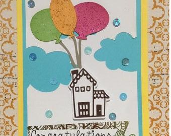 Congratulations House-Warming Card