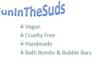 Bath Bombs and Bubble Bars Coming Soon