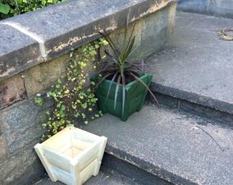 Tapered Single Pot Holder (Free Delivery) plant holder, outdoor planter, garden planter