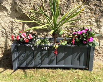 Large Planter, Wooden planters, Garden planter, Outdoor Planters (Free Delivery)
