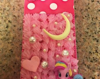 Custom My Little Pony Decoden Pencil Case Pinkie Pie Cutie Mark Magic