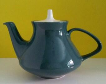 Mid Century Poole Teapot
