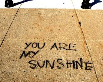 Sunshine Graffiti