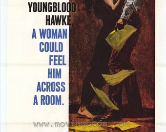 Youngblood Hawke (1964) - James Franciscus  DVD