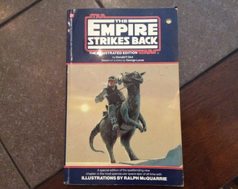 Star Wars The empire strikes back. The illustrated edition