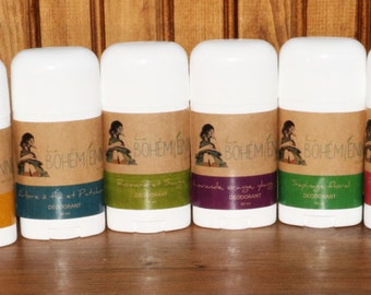 80g natural deodorants
