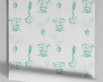 Wallpaper green Bob