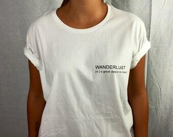 Wanderlust womens