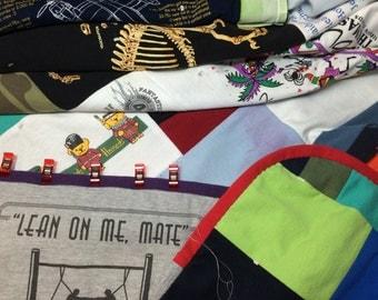 Memory T-Shirt Quilt