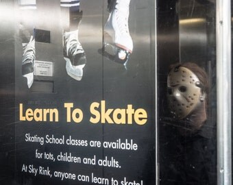 Jason Learn to Skate