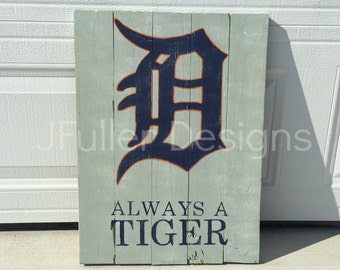 Tigers Sign