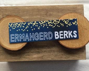 Ermahgerd Berks Bookmark - Booktube - Youtube