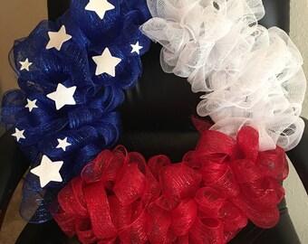Texas Handmade Wreath