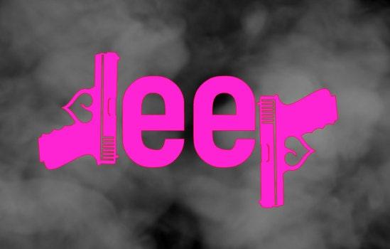 Gun Jeep Logo Decal Jeep Decal Girly Jeep Decal Pro Gun