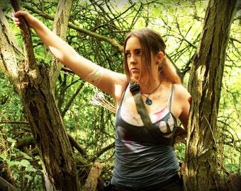 Lara Croft Tree