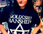 Siouxsie and the Banshees T Sirts israel bauhaus joy division sonic youth the smiths