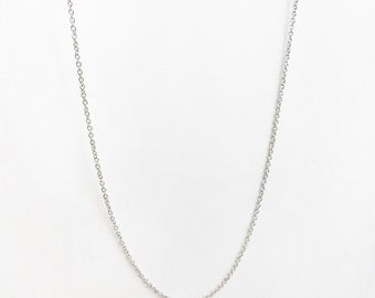 DAINTY necklace chain, Jewelry Supply, Craft Supplies, Mignon and Mignon Supply CHND-S
