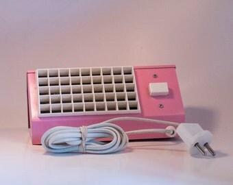 Pink lamp /kids room lamp