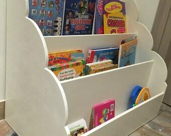 Children's library Style Montessori