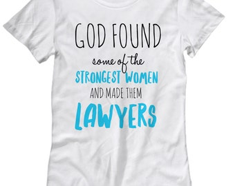 Woman Lawyer Shirt, Lawyer Gift, Gifts for Lawyers