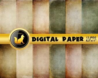Grunge Rainbow Background,Vintage Scrapbook Paper,Vintage Digital Paper,grunge Backdrop,digital paper,Old Background,scrapbook paper,grunge