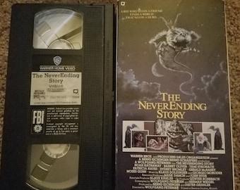 The Neverending Story, VHS