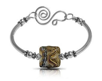 Bracelet, Beaded Bracelets, Golden Jewelry, Jewelry Bracelet, Boho Bracelet, Mom Gift, Gift, Bracelet, Bangle, New Girlfriend Gift