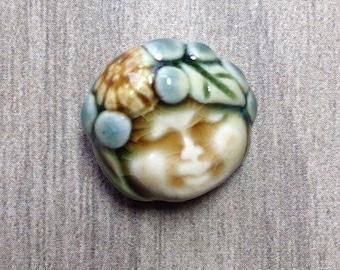Fairy Face Bead