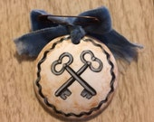 Society of the Crossed Keys - pin