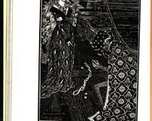 Coleridge's The Ancient Mariner and Poems of the Sea - Samuel Taylor Coleridge - 1926 - Vintage Poetry Book