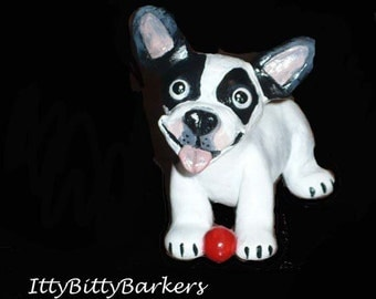 Custom Clay Sculpture of your DOG