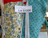 HALF PRICE Fabric DESTASH lot S1008 Chicopee by Denyse Schmidt over 8 yards 3 lbs 10 oz scraps Westminster Fibers Quilt Kit Read Description