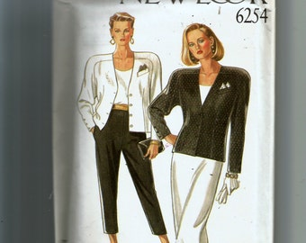 New Look Misses' Jacket, Skirt and Pants Pattern6254