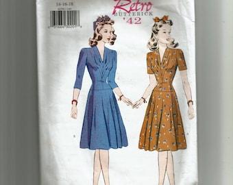 Butterick Misses' Dress Pattern 6239