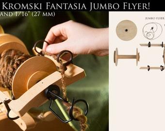 Kromski Fantasia Jumbo Flyer Kit Unfinished