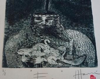 "Furia ""the Wrath"" 3/8"