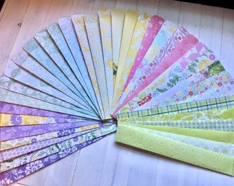 12 Incense Envelope, Packaging, Holder, Incense Holder, Gift Wrap for Incense, You Choose Which 12 You Want