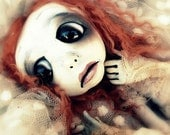 Loopyboopy Art Doll Photography Print