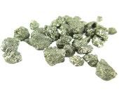 Small Pyrite - Fools Gold Pebbles (NS714)