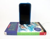 IPhone 5 or 6 Charging Dock, Harry Potter Chamber of Secrets Book, IPod Docking Charger Station