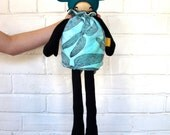 Ripple- Dragonfly-Large Flip Doll