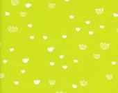 Cotton + Steel Print Shop - meadow citrus - fat quarter