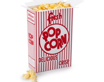 25 ct. Popcorn Snack Boxes-NEW-1.25oz.-Free Shipping