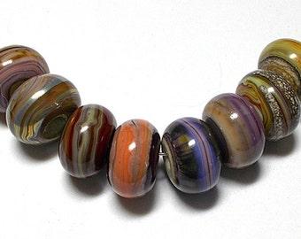 Handmade Lampwork Beads by Cheryl's Art Item 21408